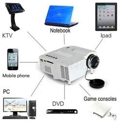 Mini Projector 1080P...