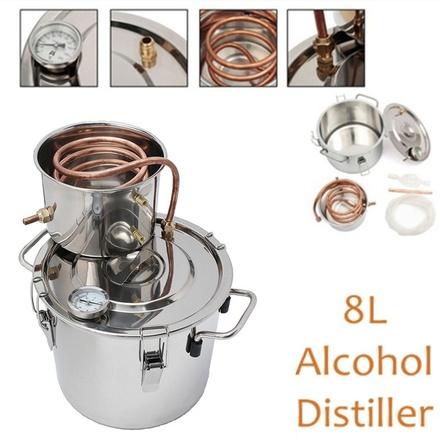 2Gal 8L DIY Alcohol ...