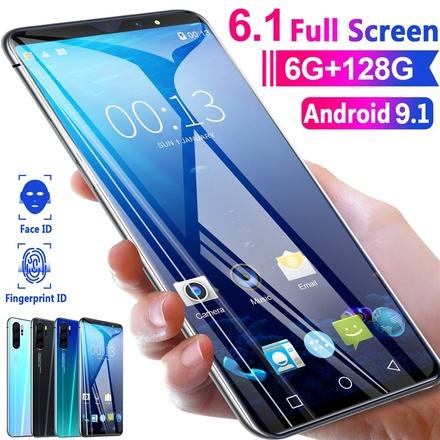 6G+128G SmartPhone 6...