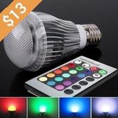 3W 16 Color Change R...