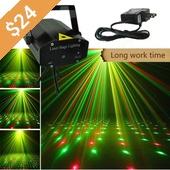 Mini Laser Light LED...