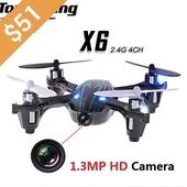 FY310B X6 RC Drone 6...