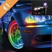 2pcs Colorful LED Ty...